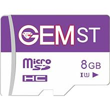 GemST Class 10 60MBps 8GB microSD